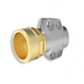 06454002 Clamping jaws screw connection male with brass socket