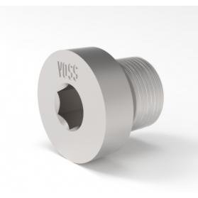08073108 VOSS Verschlussschraube Typ VSTI-ED, metrisch