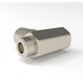 09050130 LEGRIS™ Straight-way ball valve, nipple/sleeve type 0491