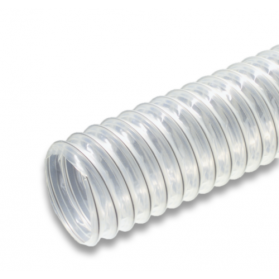 06544302 AIRSPIR™ PUR-W Tape hose spiralized, roll 10 m