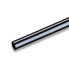 12010909 FLEXILON D Kunststoffrohr, schwarz, Rolle 100 m