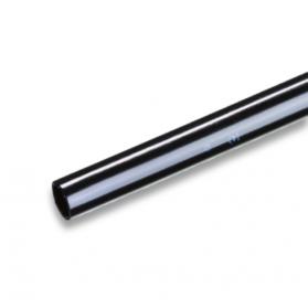 12012501 FLEXILON D Kunststoffrohr, schwarz, Rolle 25 m