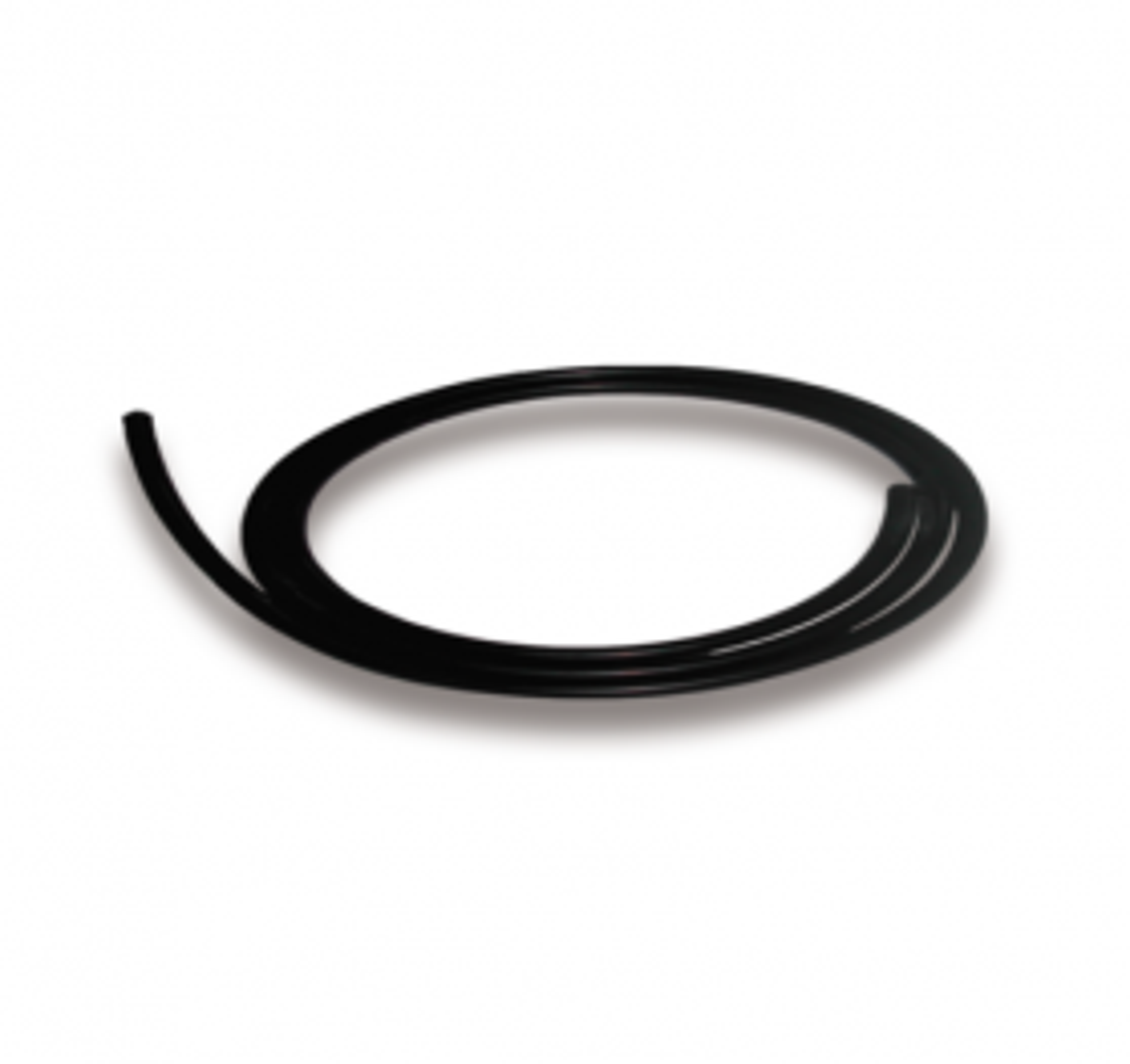 07243100 Tube PUR noir